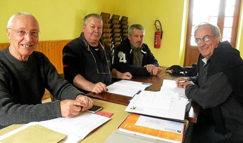 Vendredi l association des chasseurs et exploitants a tenu 2933822